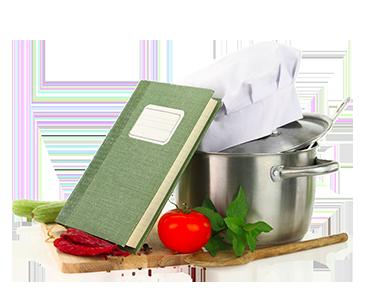 Ingrédients et techniques de cuisine